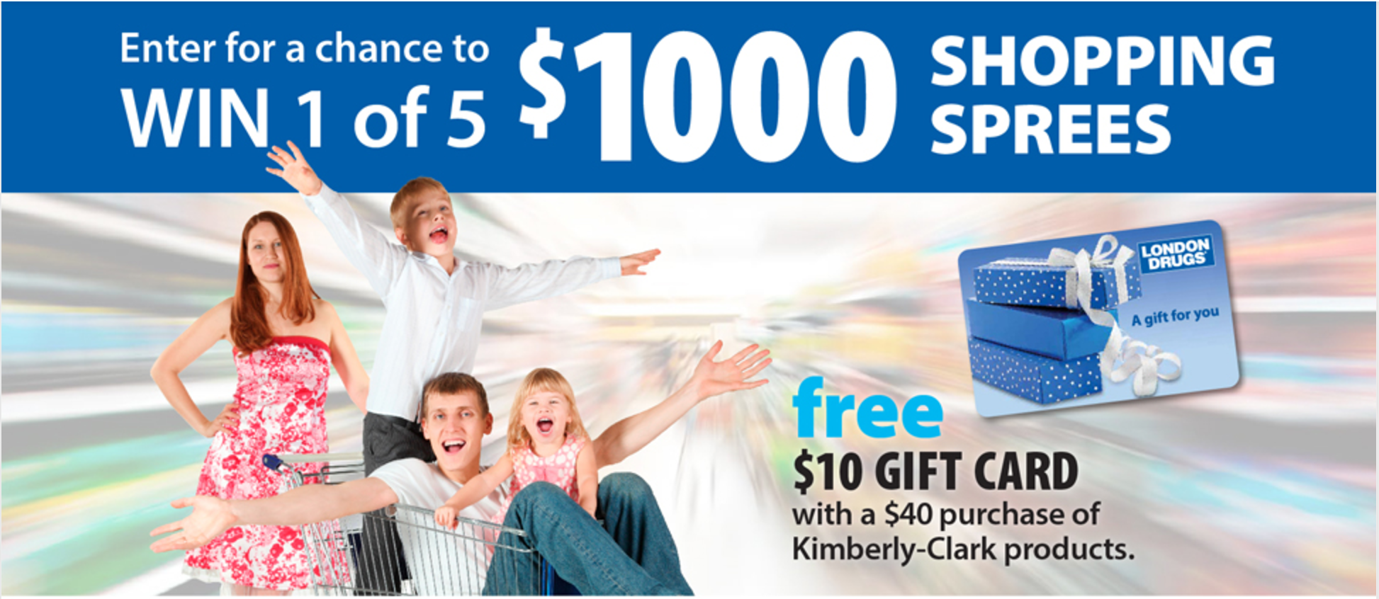 London Drugs Giveaway