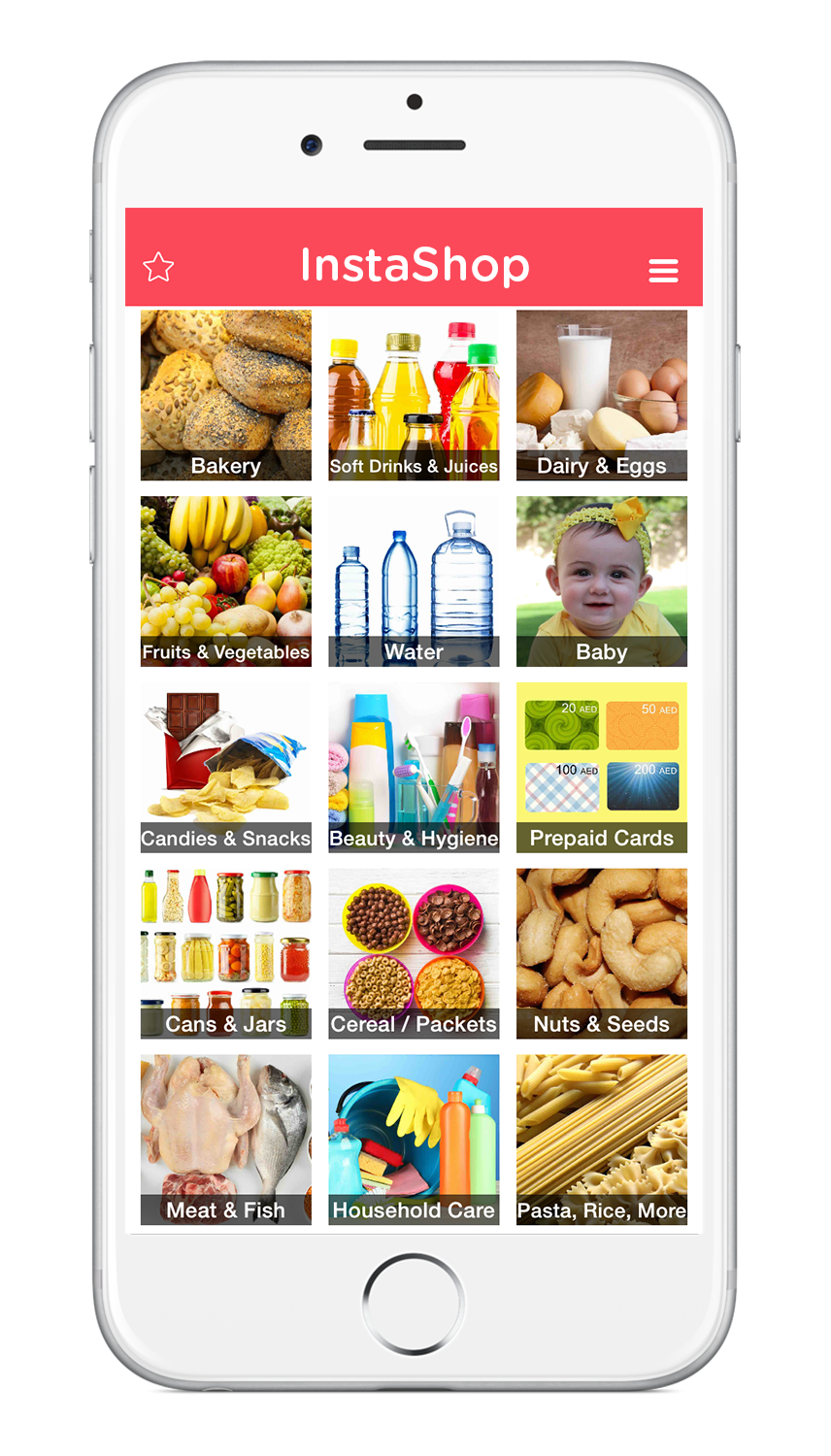 UAE-Based Online Grocery Startup InstaShop Raises Funds From