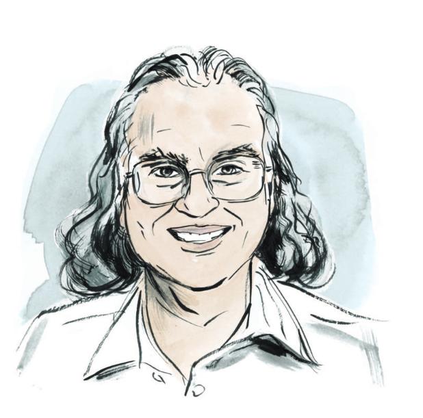 Peter Relan, founder, 9+