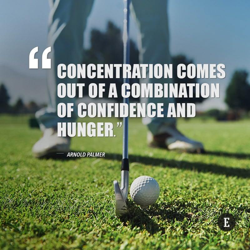 quote by arnold palmer