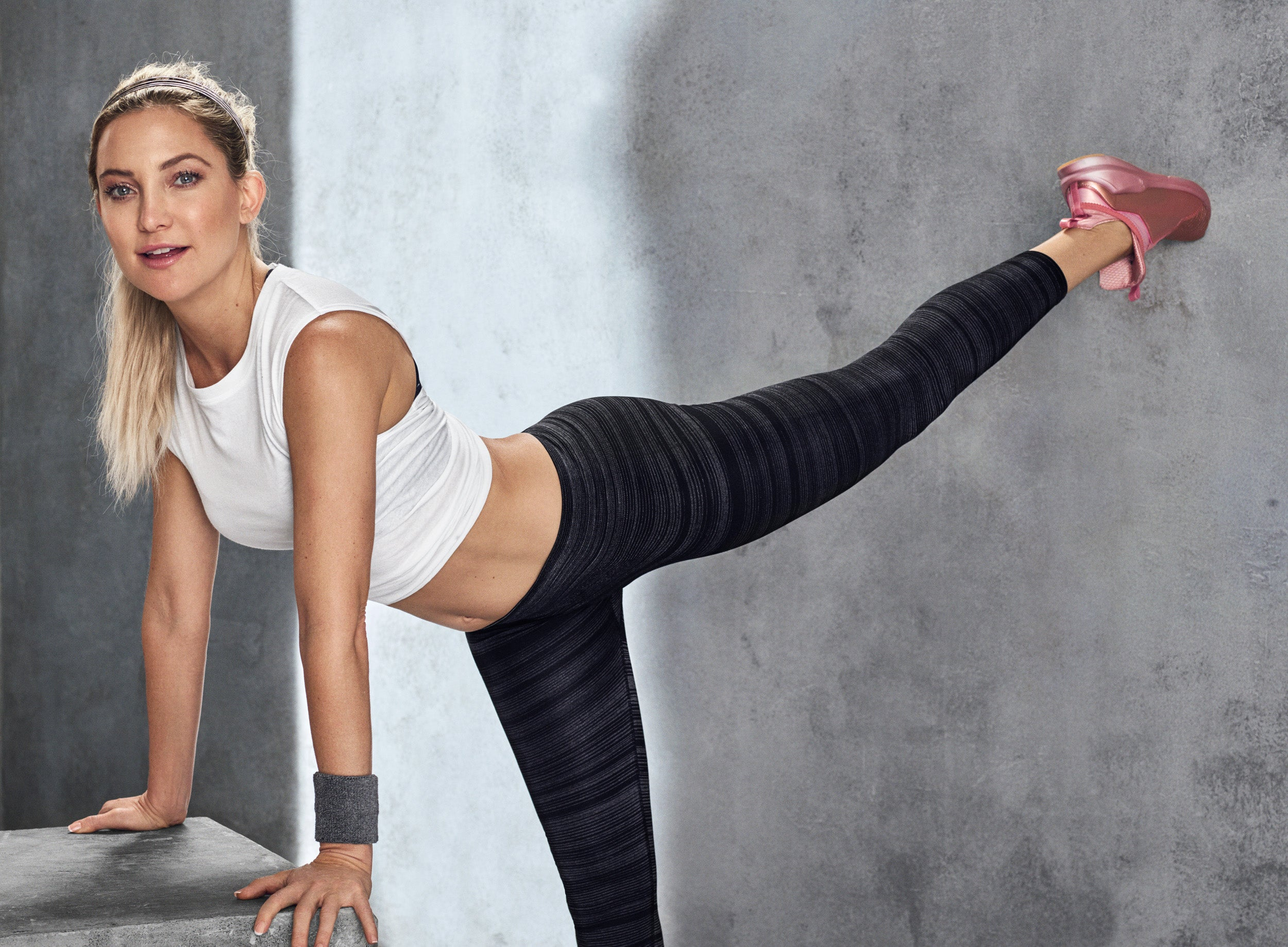 """de00061af421a7 """"And I just didn't believe that a pair of high-quality yoga pants had to  cost that much. The idea behind Fabletics was really to make fitness and  fashion ..."""