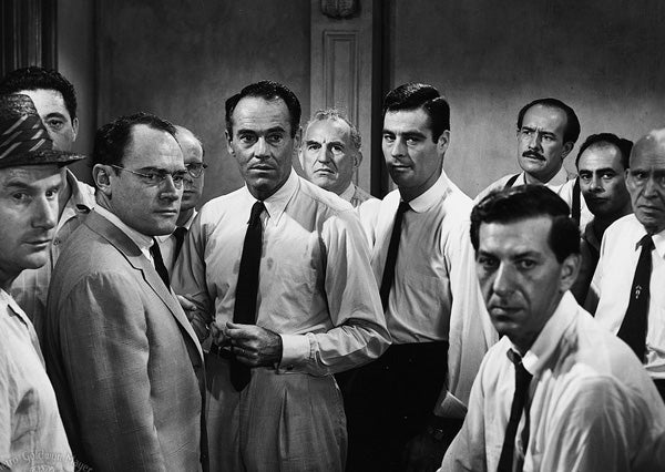 12 angry men conflict resolution Category: twelve angry men, reginald rose title: characterization in 12 angry   minorities change, or does juror number four resolve the conflict with his son.