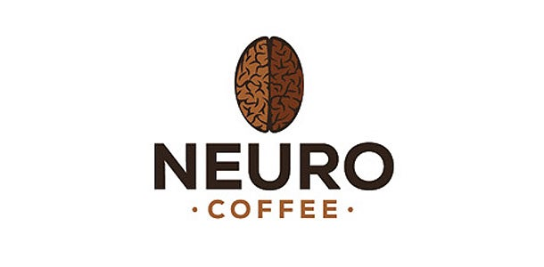 B We Used The Company Name As Idea Launchpad I Thought About Structure Of Brain And Coffee Bean Tried To Implement An Icon That Would