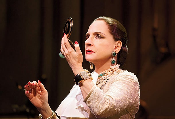 LuPone as Rubinstein.