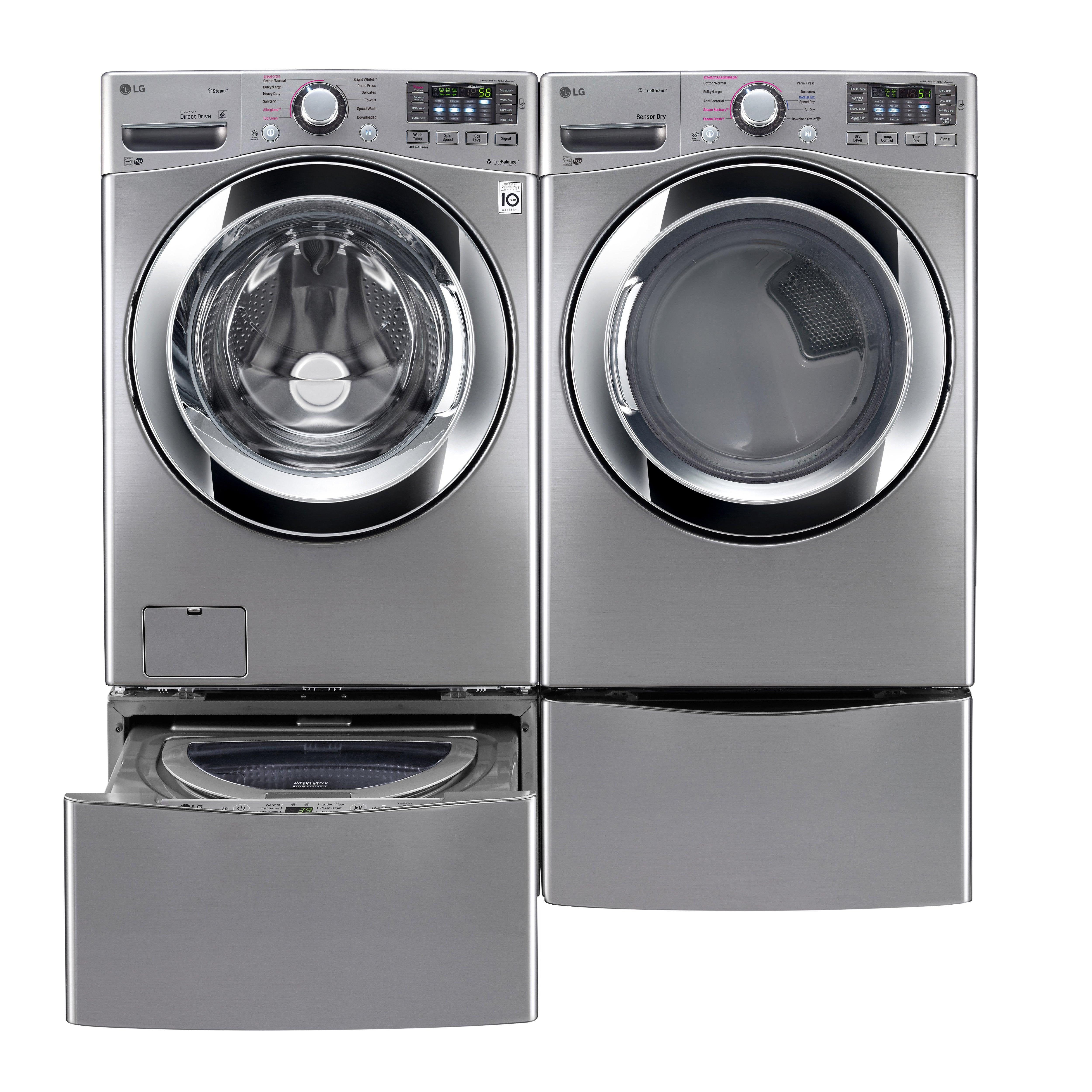 Lg 2 In 1 Laundry Machine Washer Machine Wash Duvet