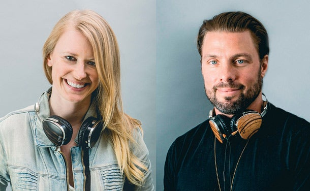 Bridget Hilton and Joe Huff ditched retail and thrived.