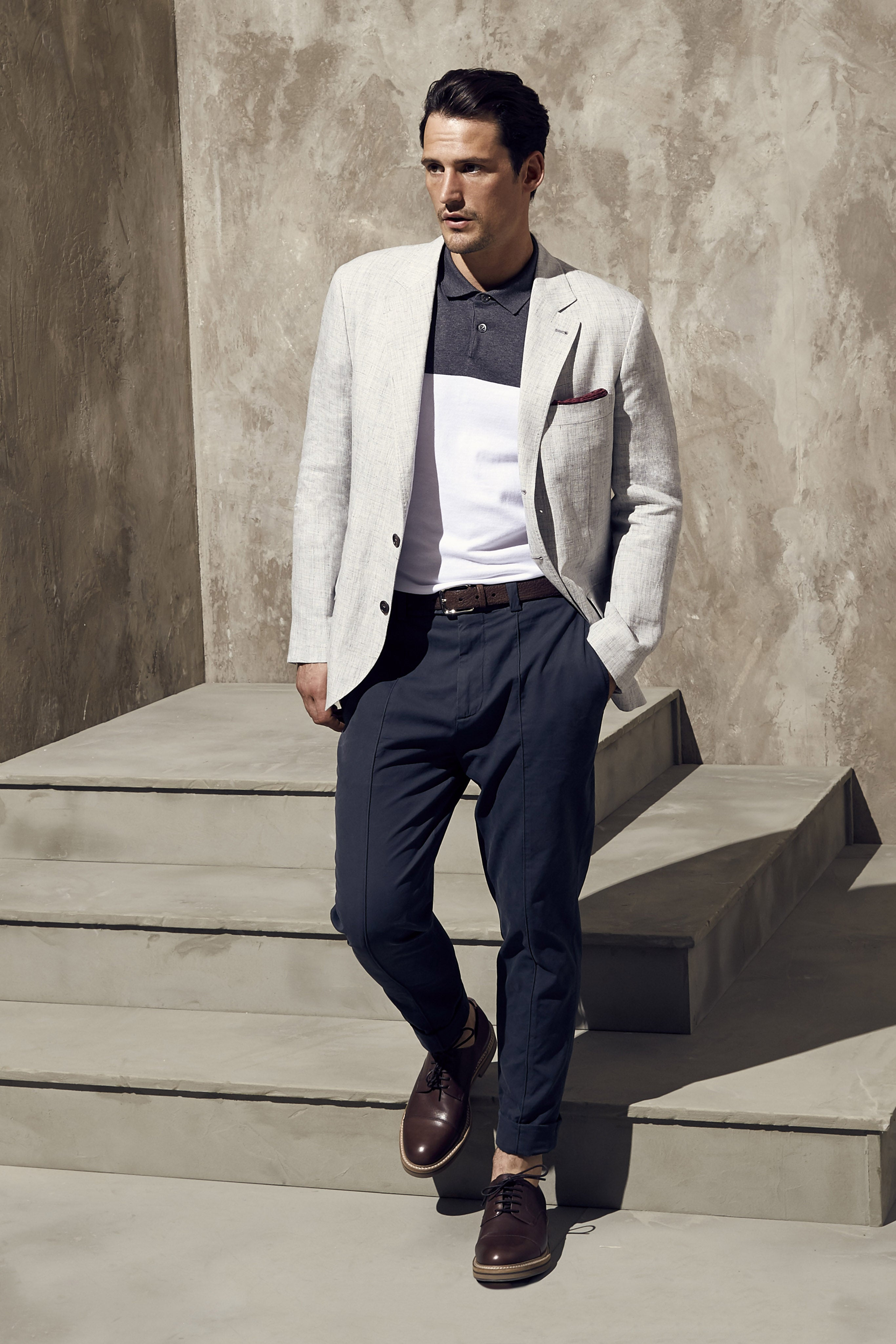 1e6b5529a9 Whether you're dressing up or down, Brunello Cucinelli's range of menswear  made of fine fabrics such as linen, wool and silk, layered with soft layers  and ...