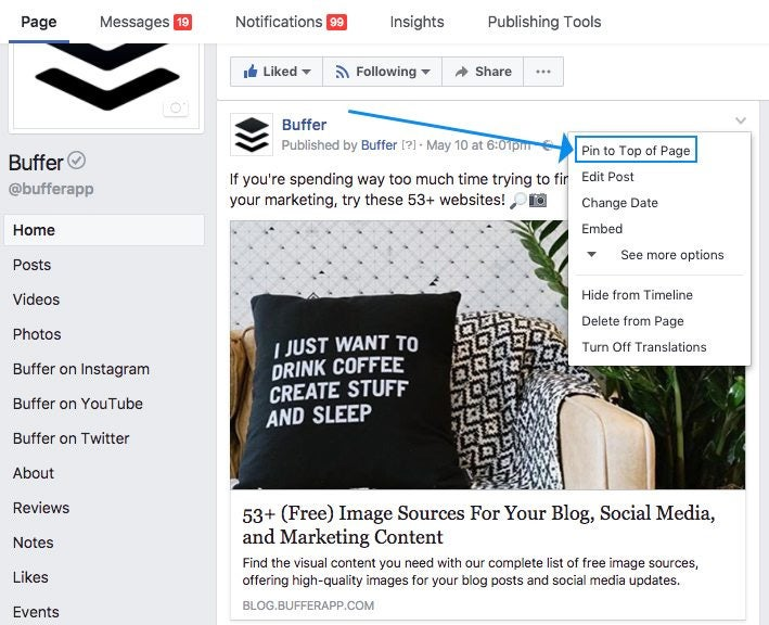 10 Hidden Facebook Marketing Hacks You Can Try Today – The Jacque'