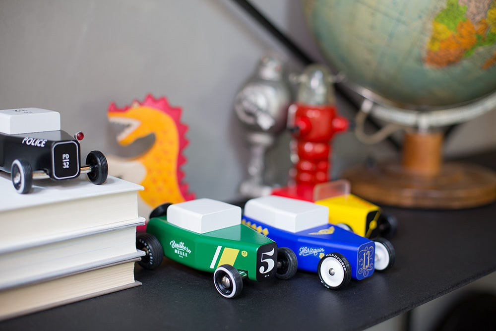 The Savvy Reason This Wooden Toy Car Company Works With Auto