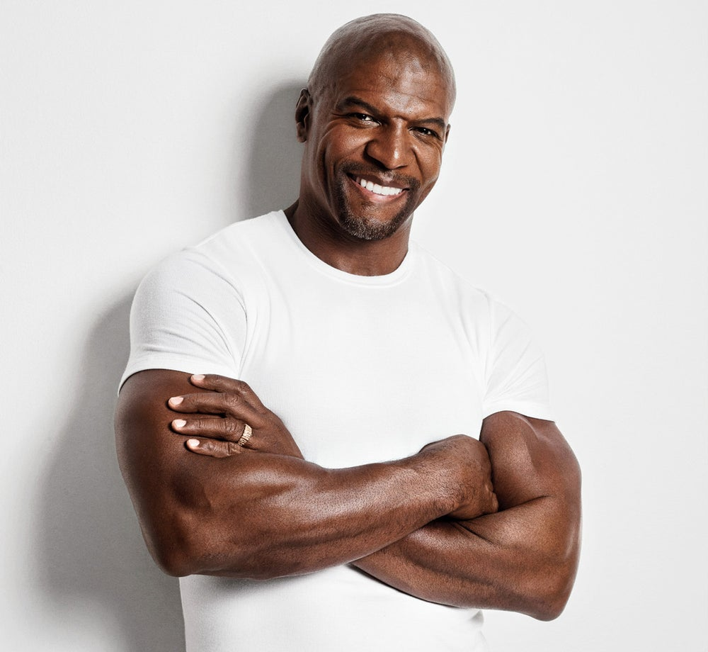 Actor Terry Crews Talks About The Exhilarating Terror Of