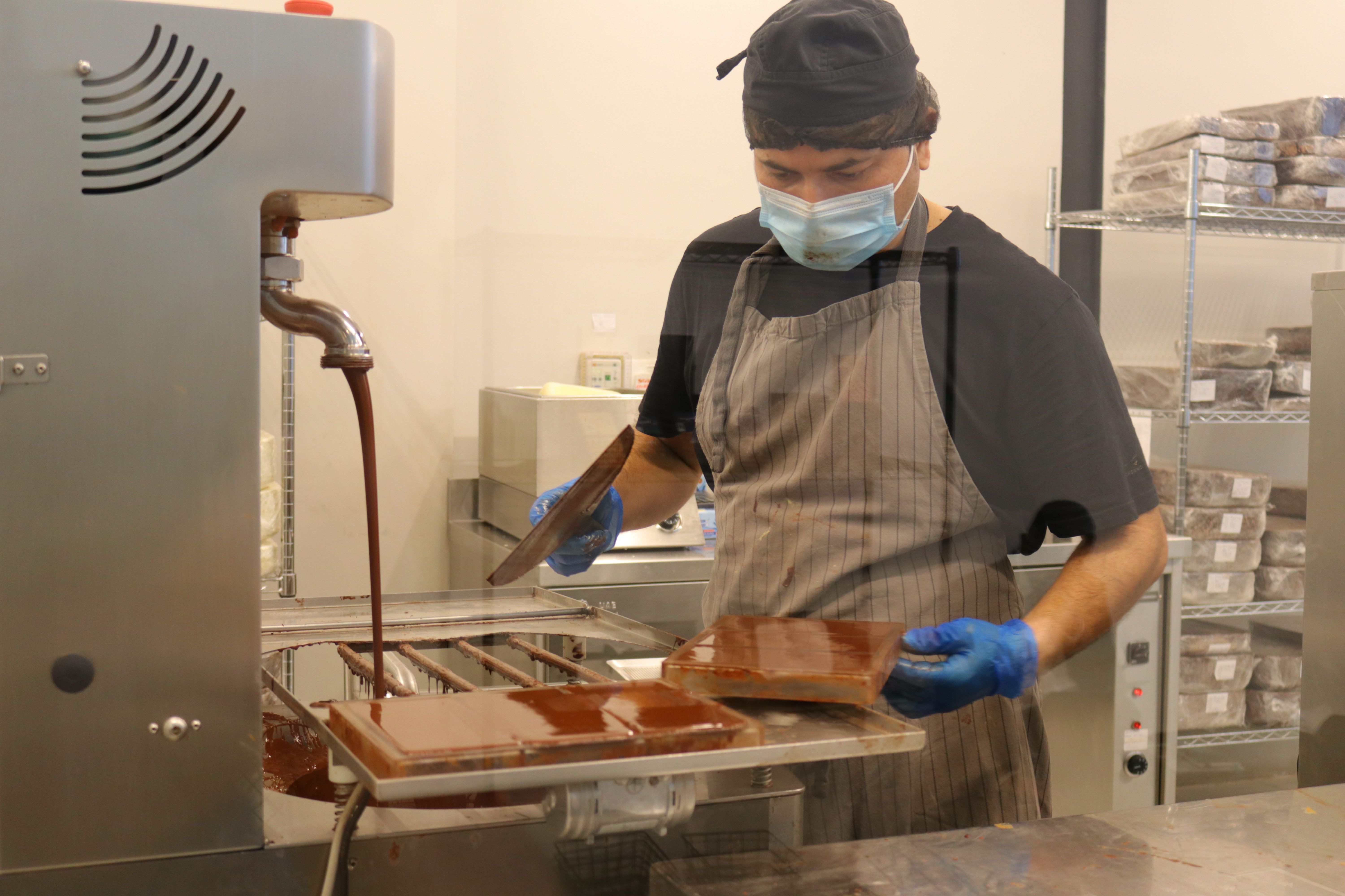 Echoing The Past, Heralding The Future: Mirzam Chocolate Makers
