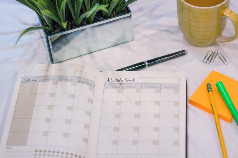 5 Goal-Setting Journals to Take You From Intention to the Finish Line