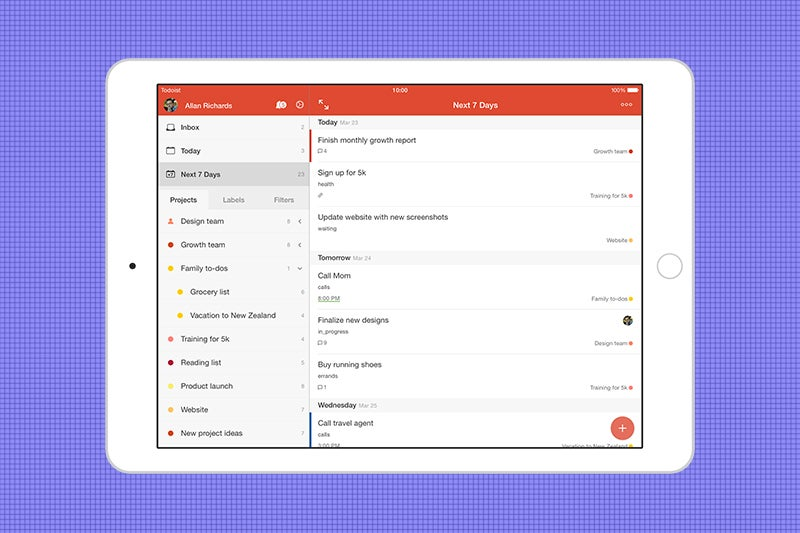 the 5 best to do list apps to boost your productivity