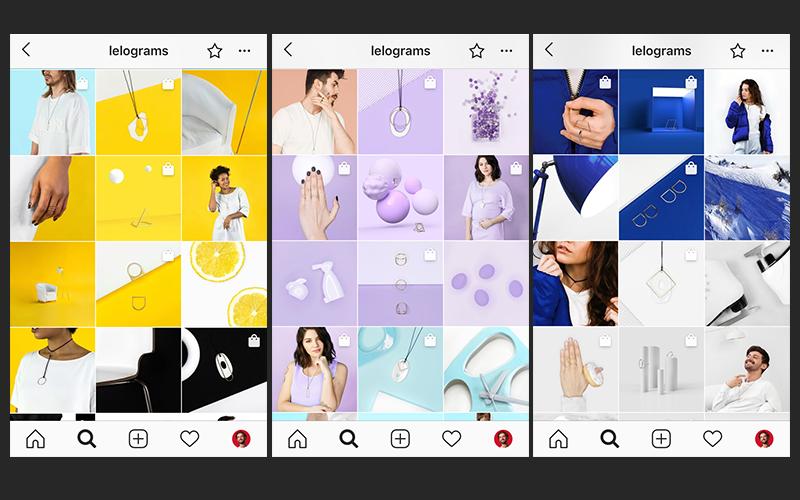 Lelograms Instagram