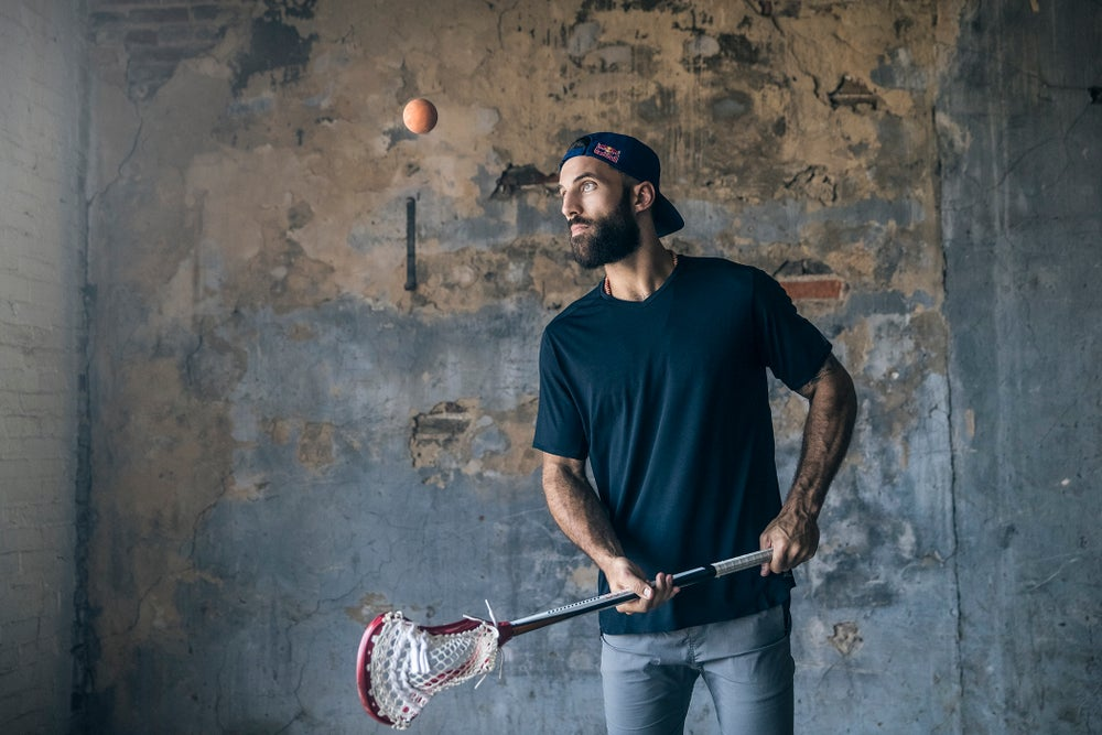 Lacrosse's First Million-Dollar Athlete Was Frustrated by