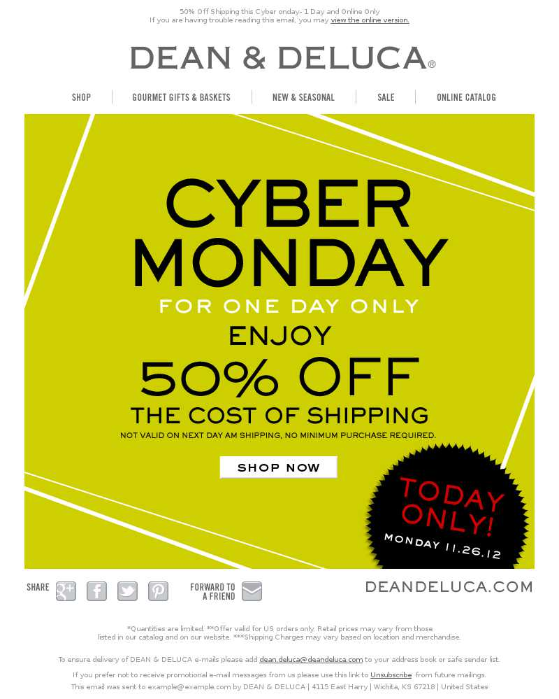 9737257588d 5 Tips to Boost Your Ecommerce Sales on Cyber Monday