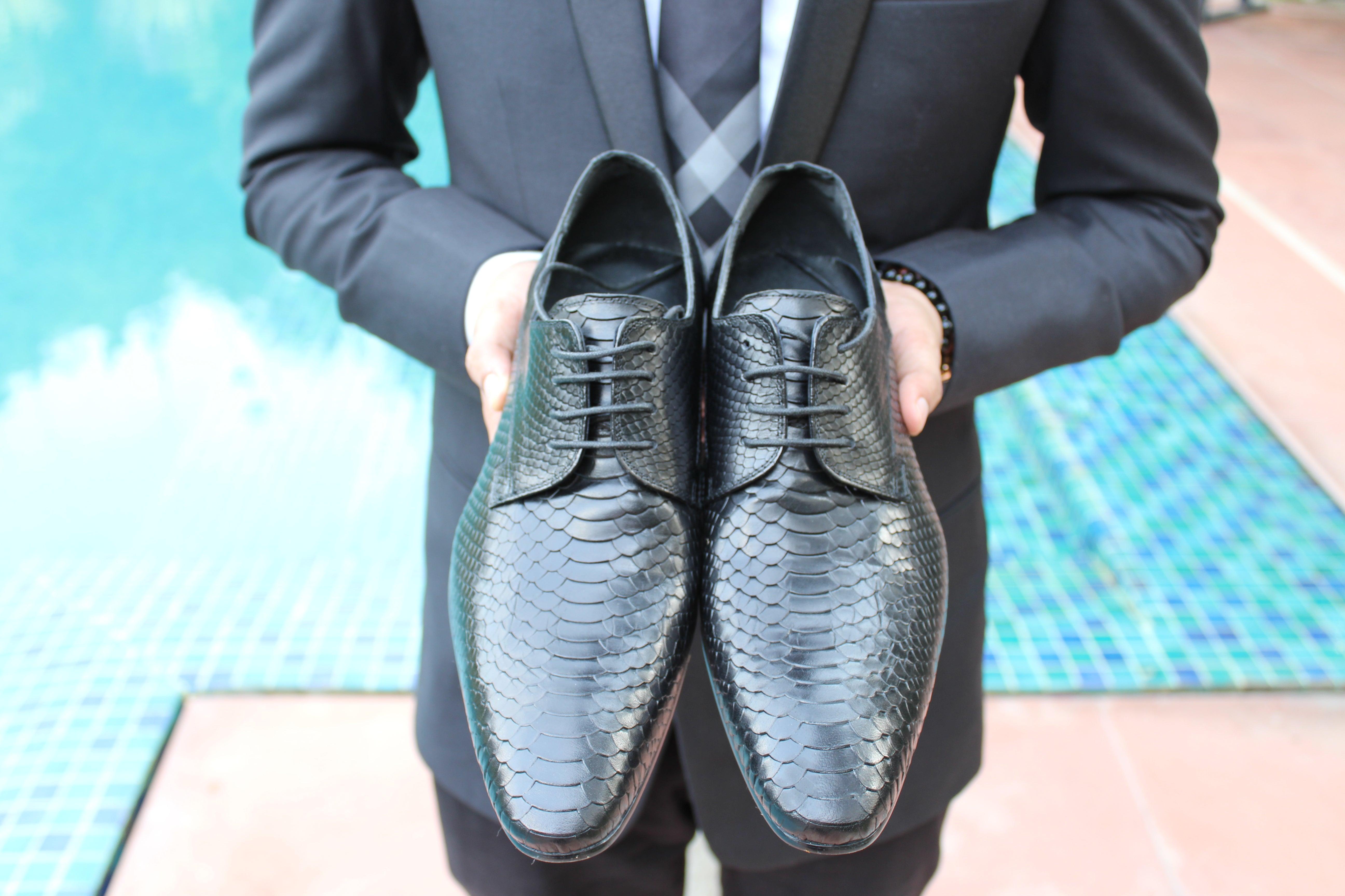 The Best Formal Footwear Options For Men