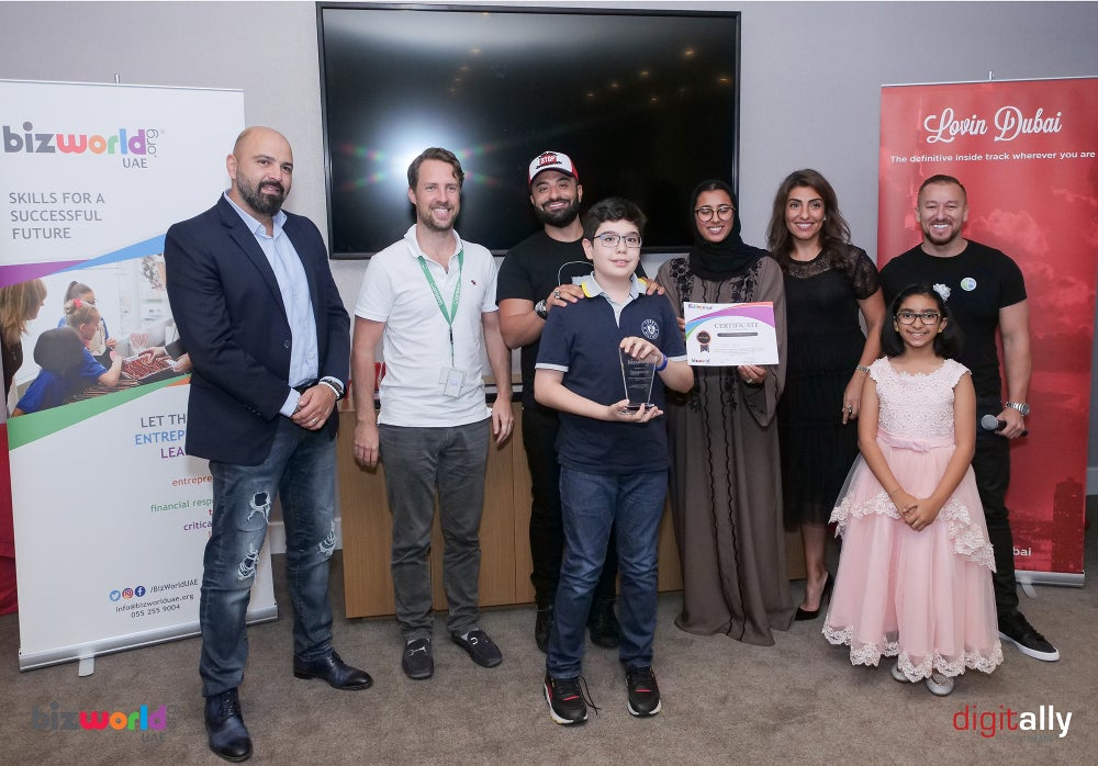 Entrepreneurship Has No Minimum Age: Lessons From BizWorld UAE's The Kidpreneur Award 2018