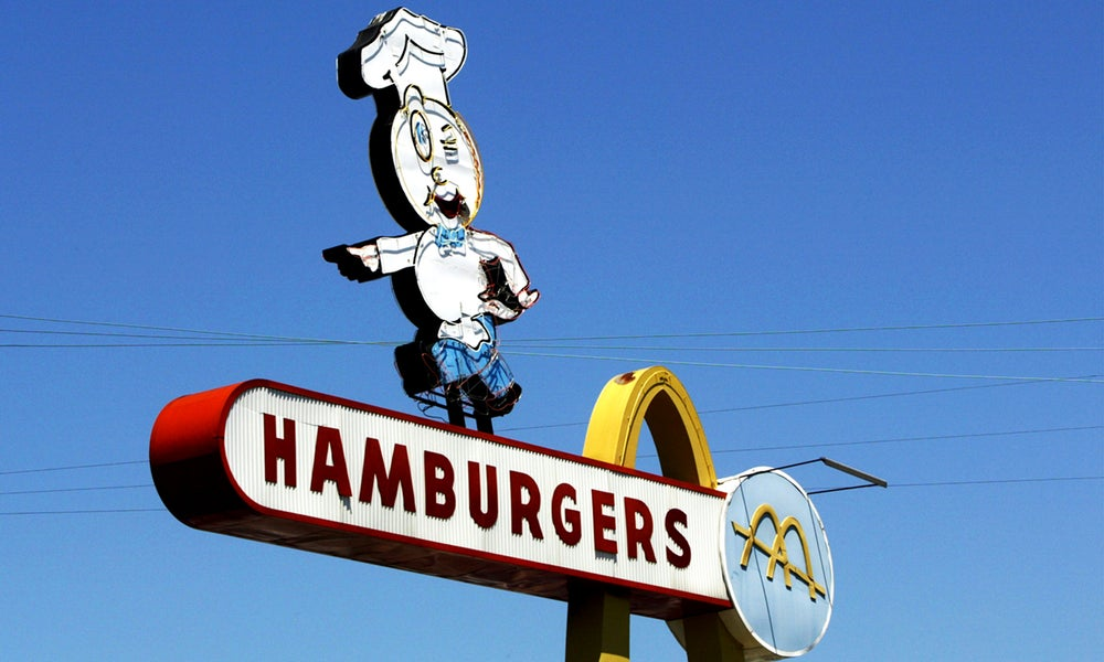 1 on the Franchise 500: How McDonald's Evolved With Its Customer