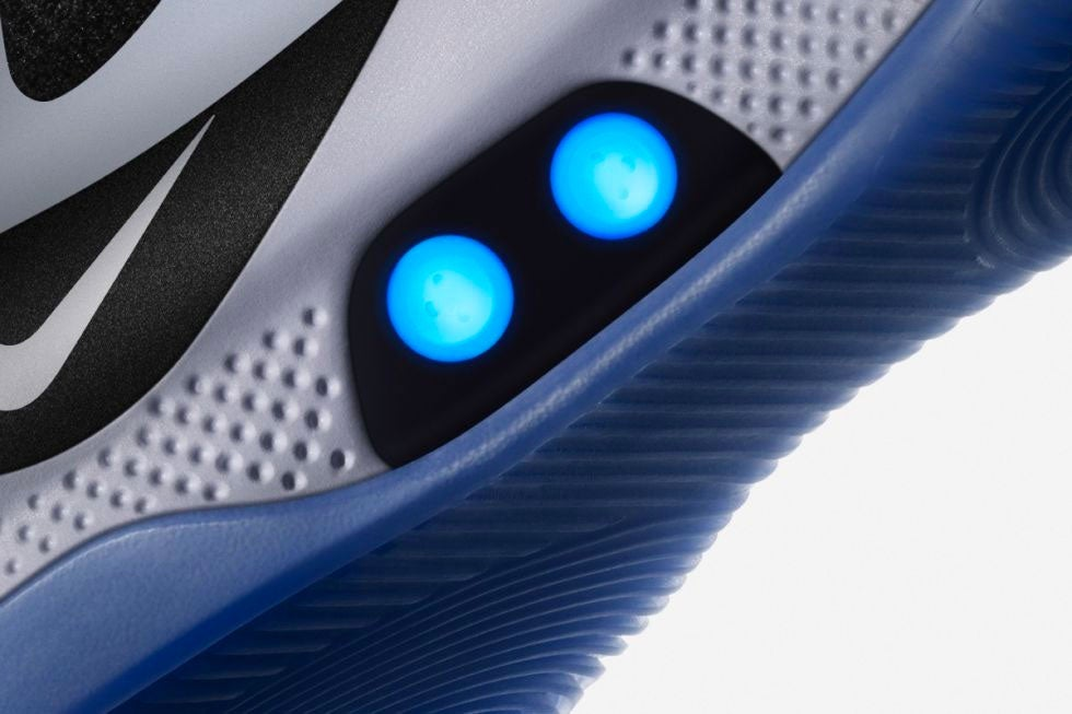Volver al futuro? El Adapt BB de Nike es el tenis que se