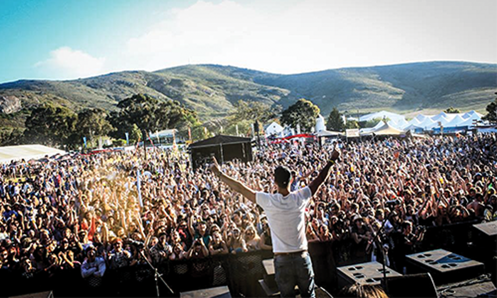 How Craig Bright And Brian Little Launched Rocking The Daisies