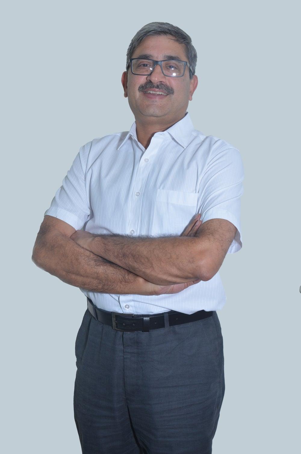 Sanjay Chaturvedi, CEO, Subham Housing Development