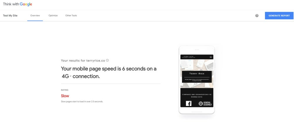 Planning a Digital Marketing Promotion? Take This Website Speed Test