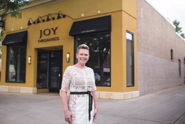 Joy Smith of Joy Organics