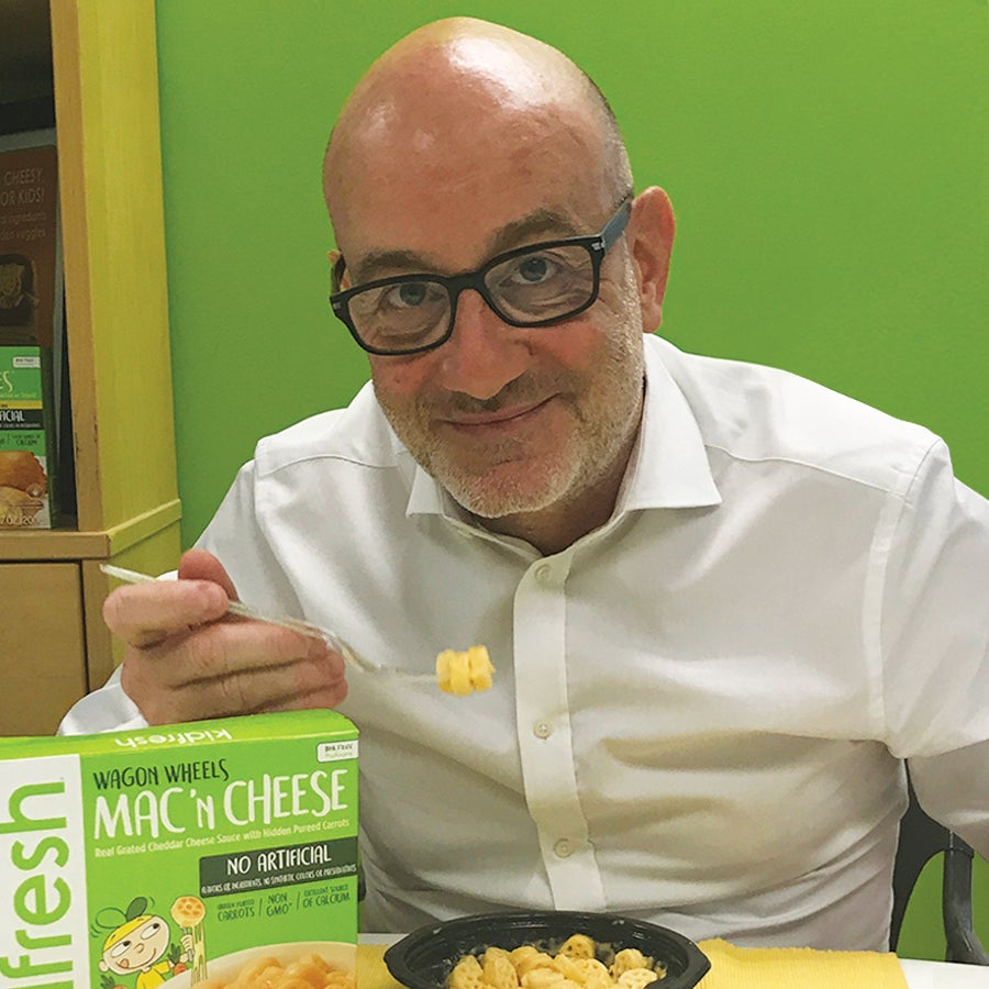How This Entrepreneur's French Background Helped Him Launch a Risky Food Brand That's a Top Seller Today