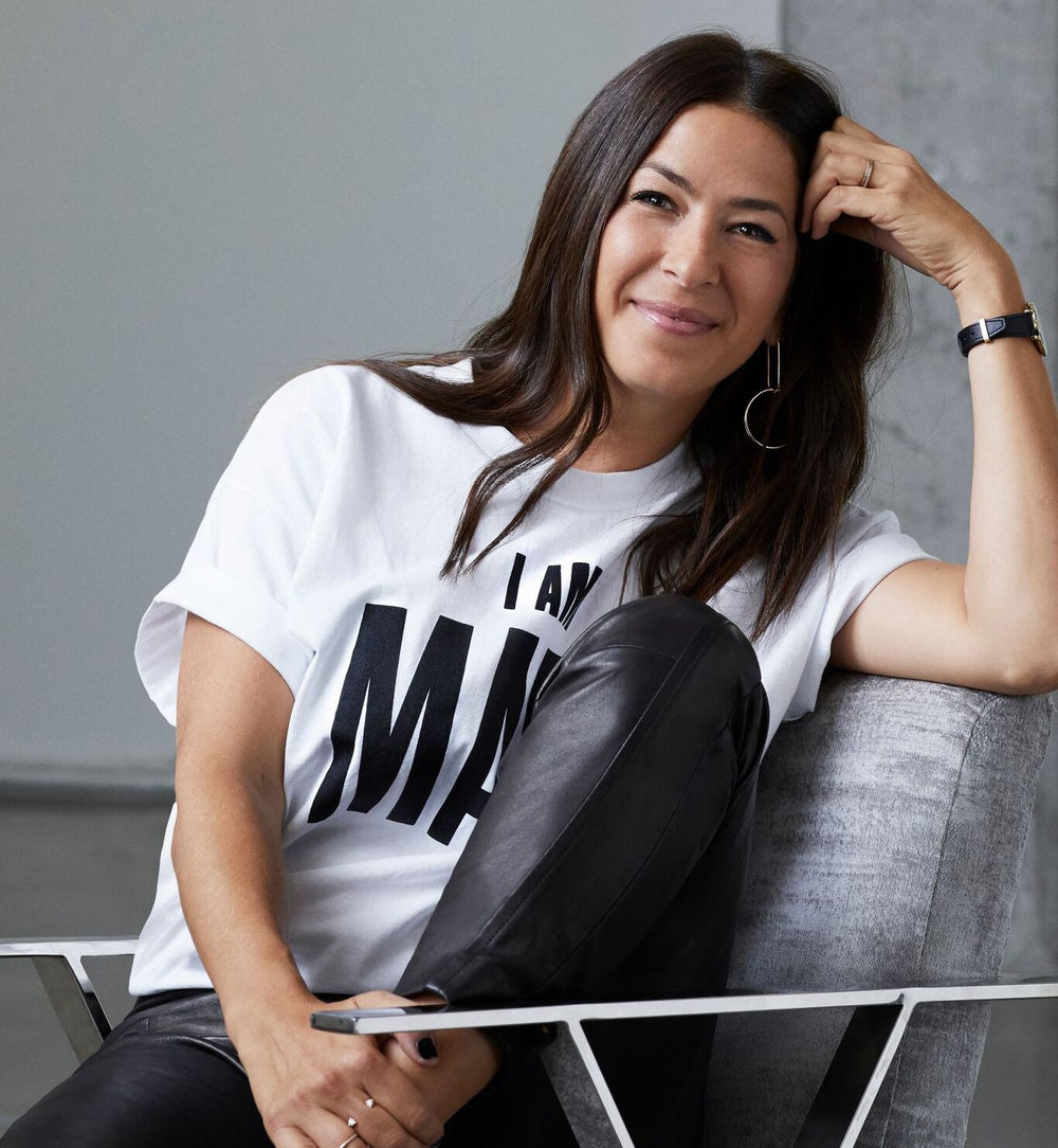 Image result for 'Lead With Strength': How Fashion Designer Rebecca Minkoff Overcame Self-Doubt and Launched a Network for Women Entrepreneurs