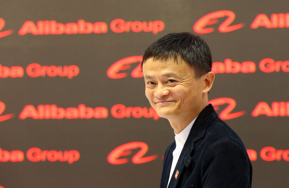 Jack Ma, China's Richest Man, Steps Down From $460 Billion