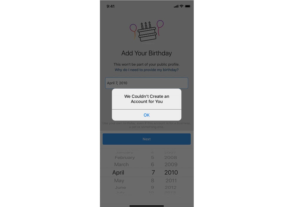 Instagram Wants to Know How Old You Are