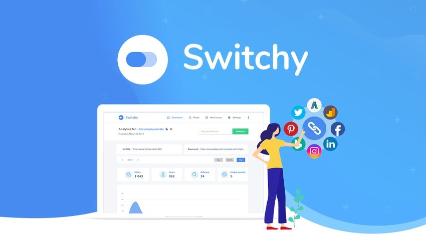 Switch business app.
