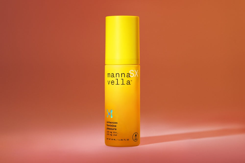 Vella from MANNA is a female sexual enhancement serum. (Image credit: MANNA)