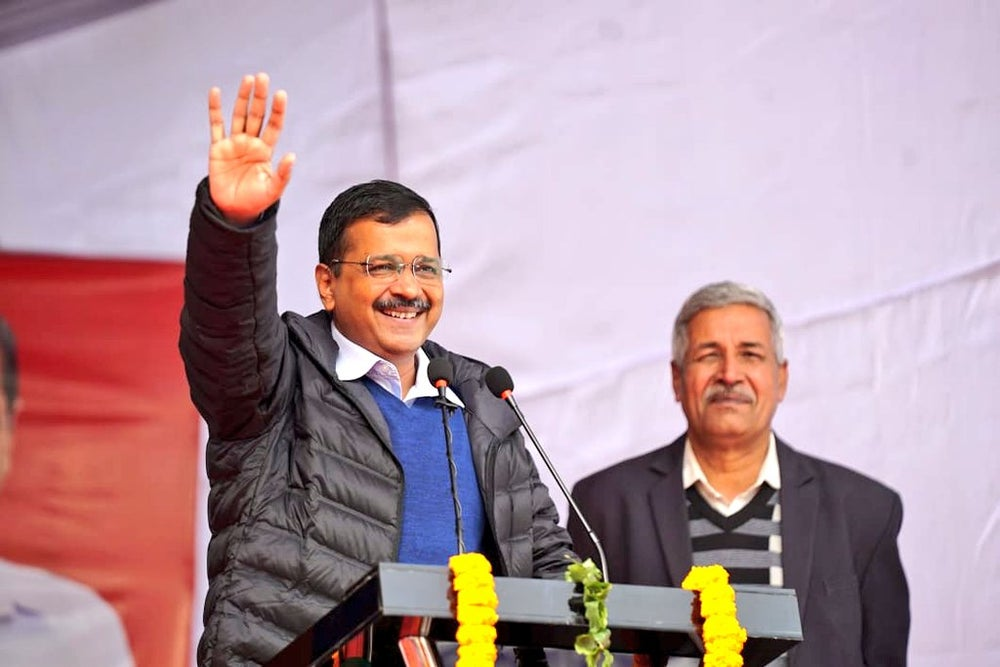 Who is Arvind Kejriwal: From a Bureaucrat To Aam Aadmi's Neta