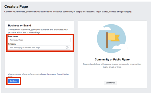 Create A Facebook Business Page In 7 Steps