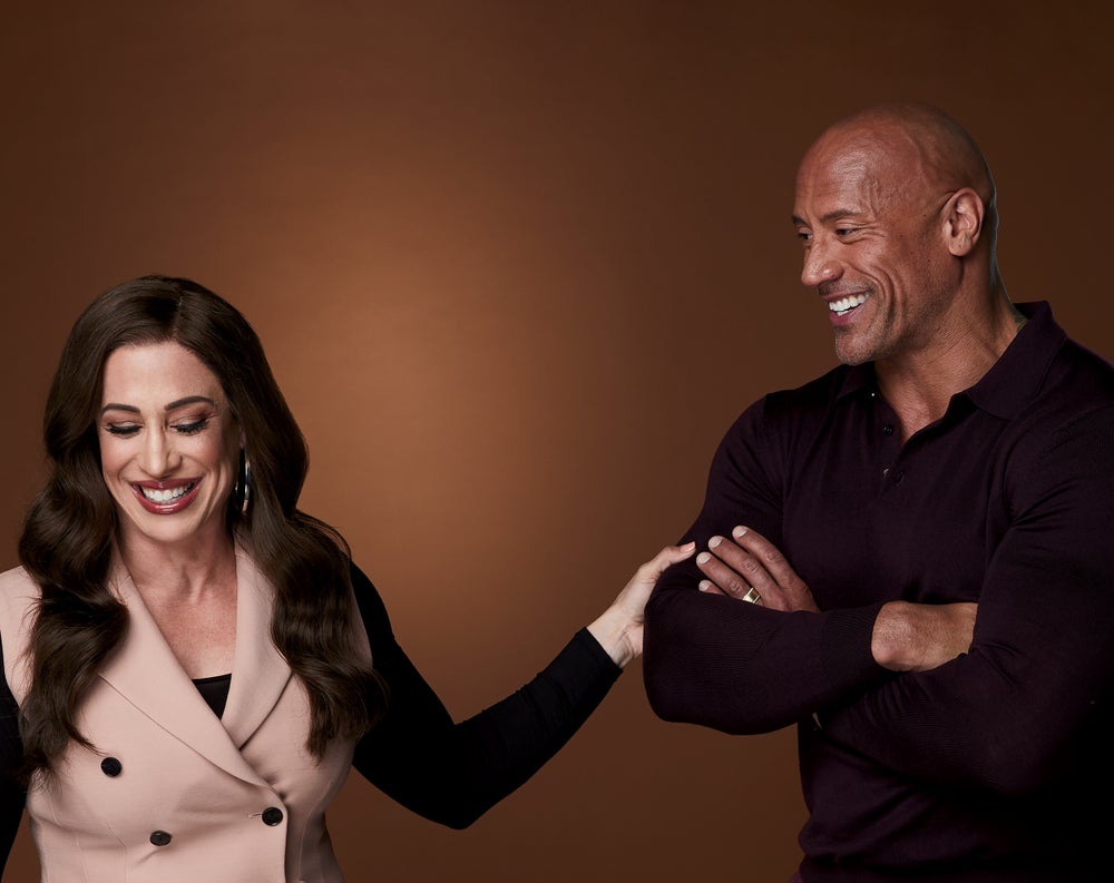 Dwayne Johnson and Dany Garcia's Business Strategy: Rethink Everything!