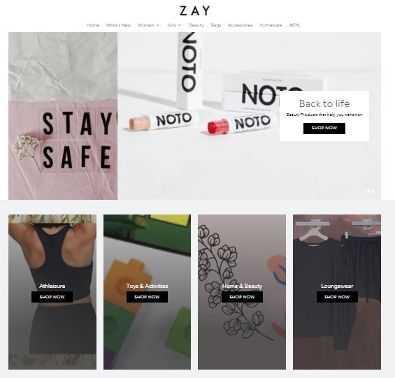 Kuwait Luxury E Commerce Fashion Platform Zay Pivots To Marketplace Platform Amid Covid 19 Crisis