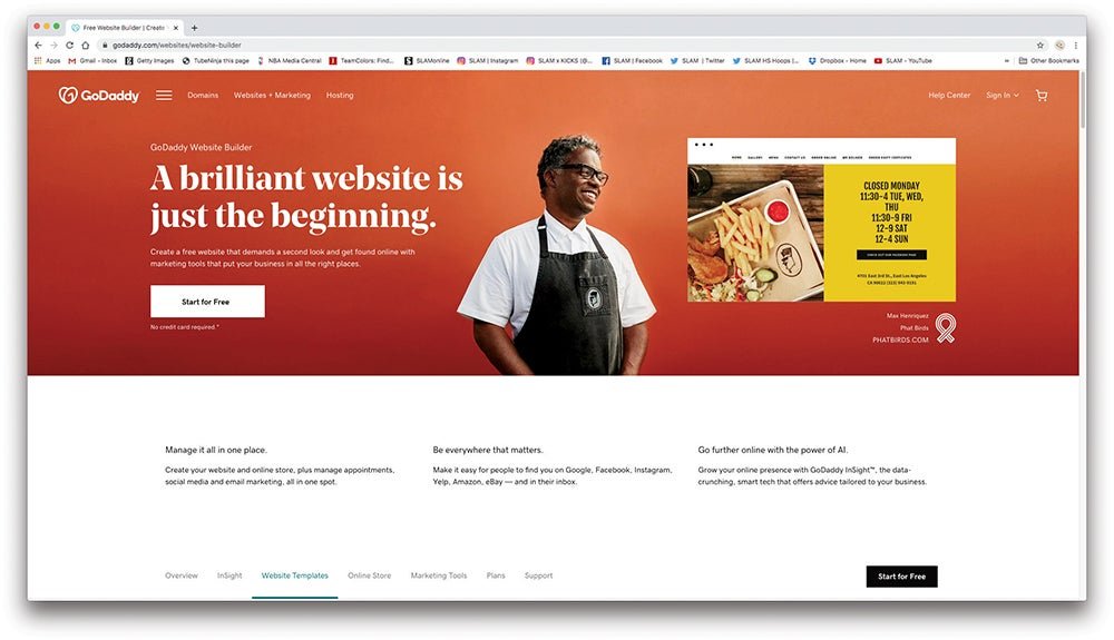 1593107849 ent20 julyaug website godaddy - 3 Tools to Help You Build a Strong Website and Brand