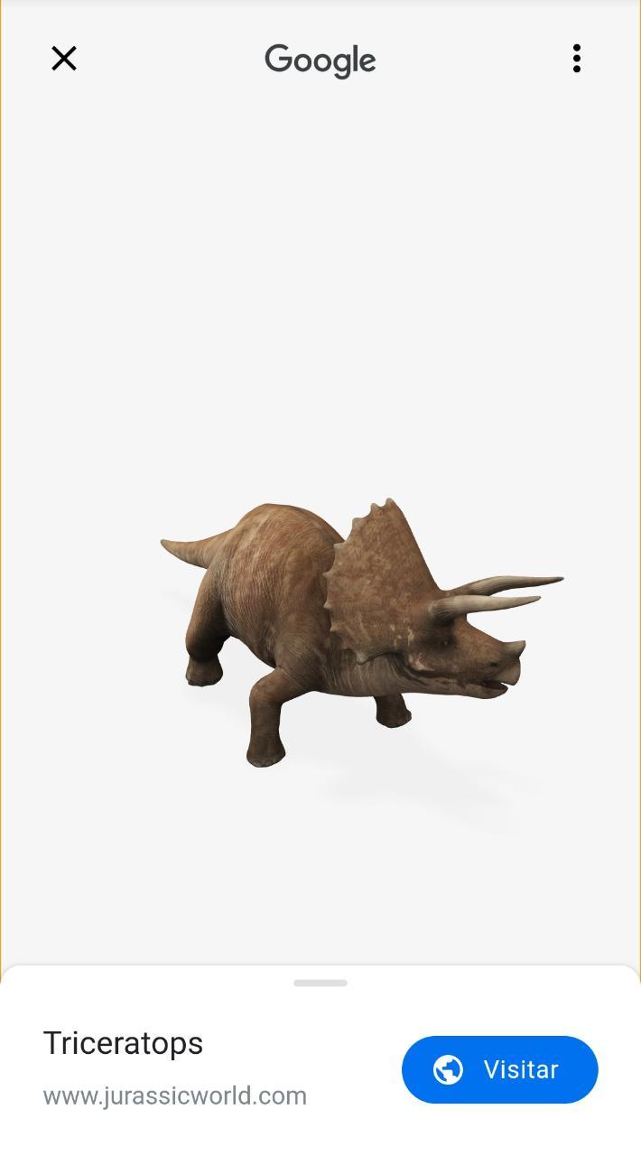 Dinosaurios 3d En Google Asi Los Puedes Ver En Tus Dispositivos Bienvenidos a un nuevo gameplay en español de el dinosaurio de google. dinosaurios 3d en google asi los