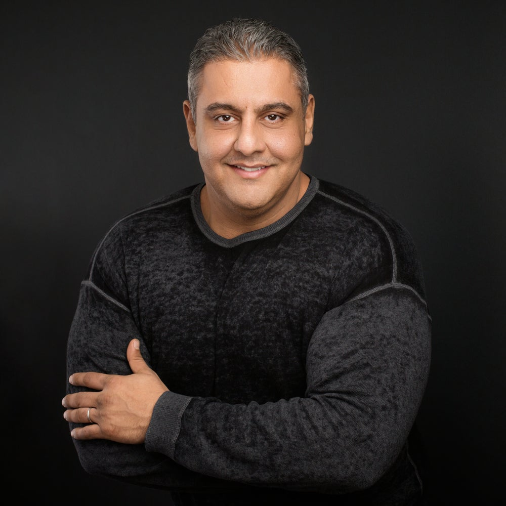 Sonny Mottahed, Founder & CEO of Champions + Legends