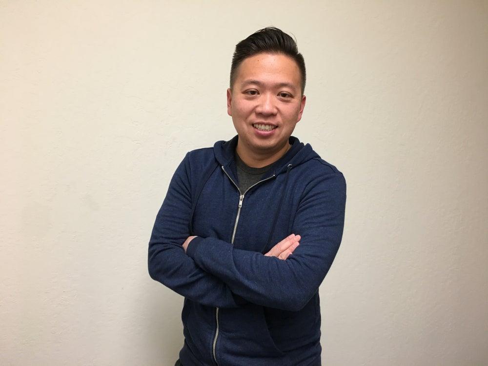 Entrepreneur Richard Huang