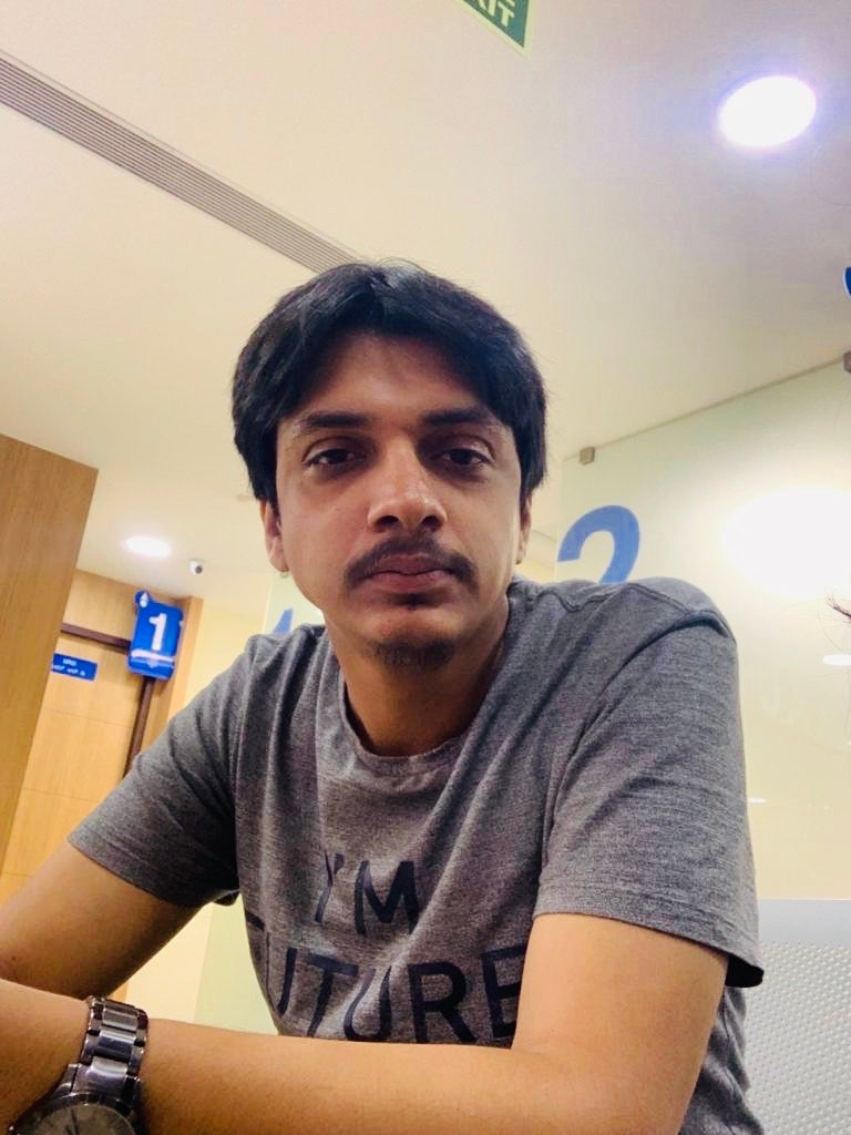 Shivank Agarwal, co-founder and CEO, Mitron