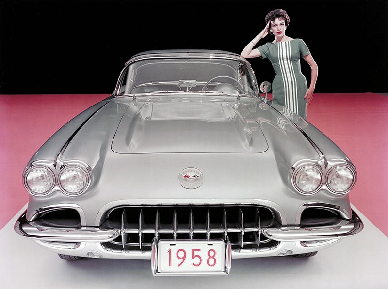 Songsan SS Dolphin, the 'copy' of the iconic Corvette that was saved from a millionaire lawsuit