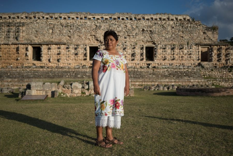 Meet Leydy Pech, the Mayan Woman Who Stopped Monsa and Won the 'Nobel For the Environment'