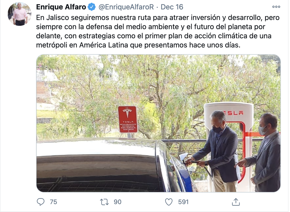 This is the real reason why Tesla will not be established in Mexico 5