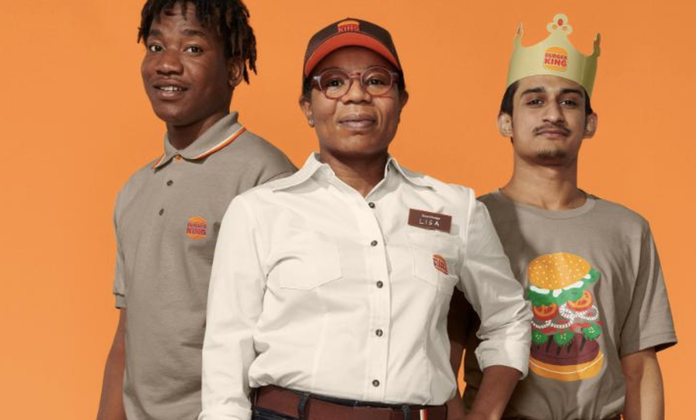 , Burger King changes its logo for the first time in 20 years and now it looks like this, Saubio Making Wealth