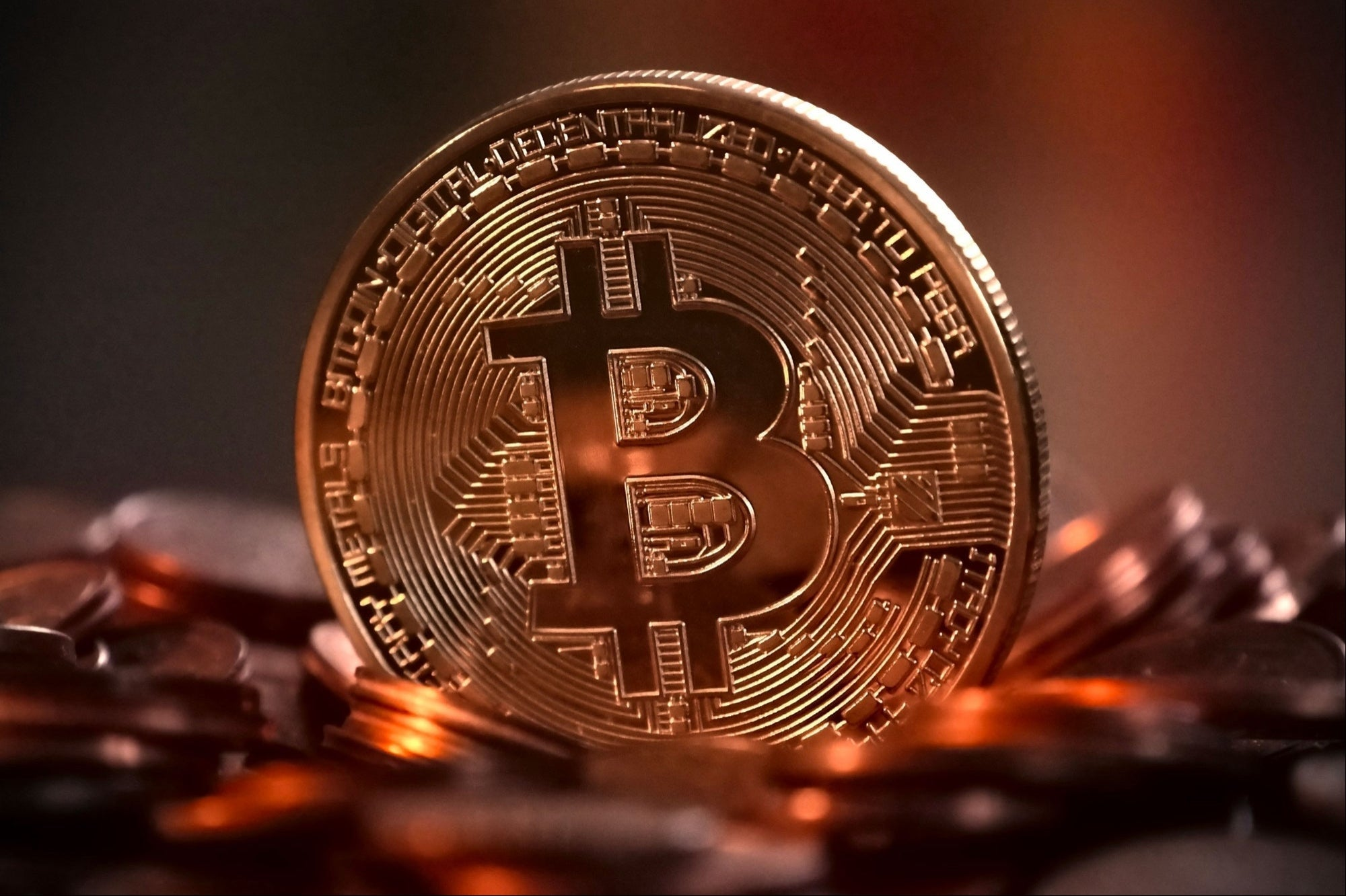 l'ascesa e l'ascesa del bitcoin streaming ita