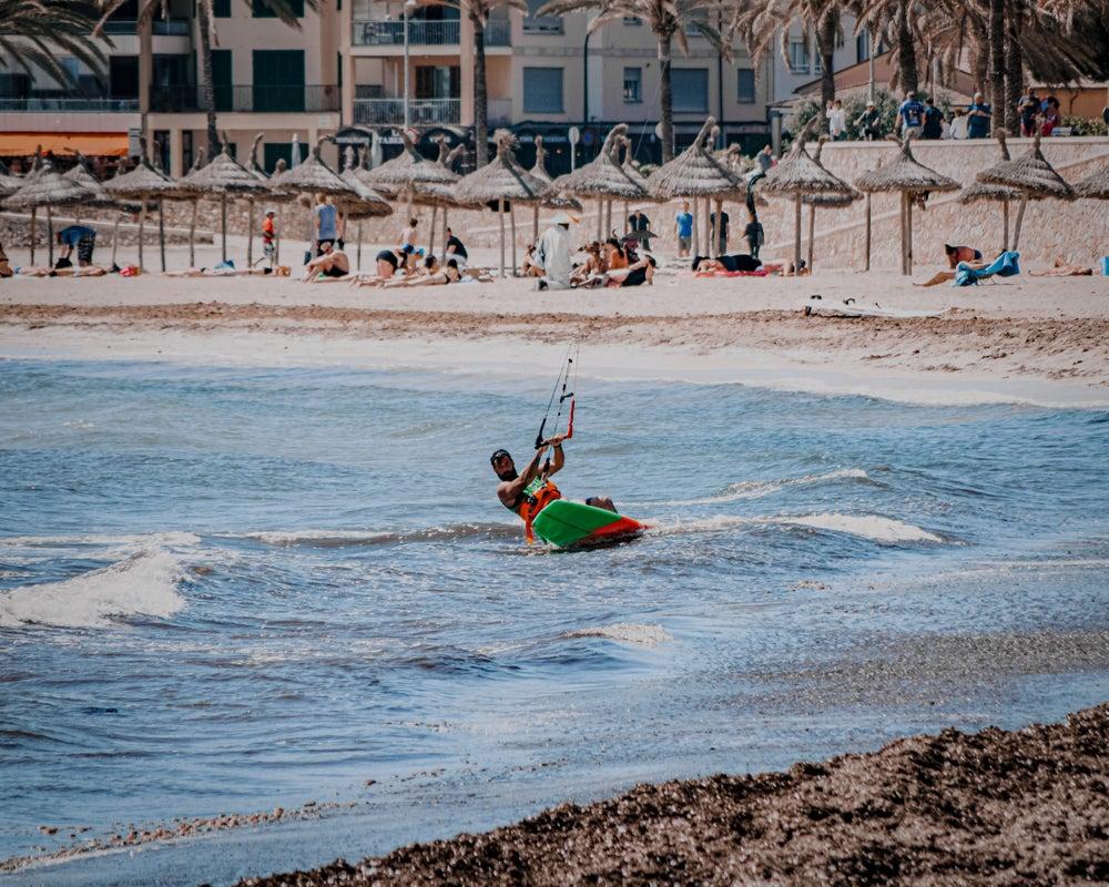 Life (almost) as usual in Palma de Mallorca, Spain. Picture: Unsplash