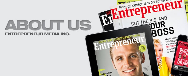 About Us - Entrepreneur Media Inc.